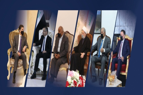 الرئيس نيجيرفان بارزاني يؤكد على ضرورة وجود رؤية مشتركة لمستقبل العراق
