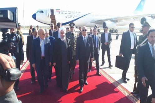 ممثل حكومة كوردستان في ايران يوضح سبب عدم زيارة روحاني للإقليم