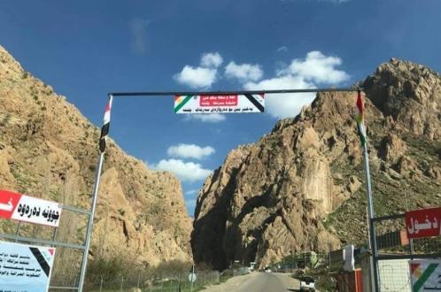 الدباغ لنوا : طهران وافقت على الاعتراف رسميا بمعبرين حدوديين بين اقليم كوردستان وايران