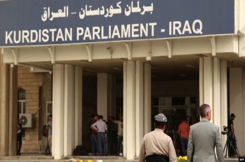دعوة ايرانية لرئاسة برلمان كوردستان وتأكيد على تعاون بجميع المستويات
