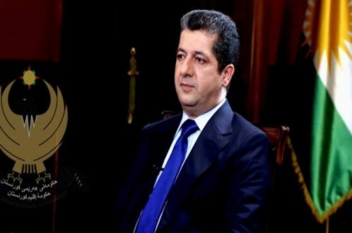 رئيس حكومة إقليم كوردستان يهنئ بأعياد الميلاد المجيد