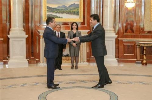 نيجيرفان بارزاني يعلن اقصى الدعم لرئيس حكومة كوردستان: سيسطر على المشكلات بشكل مبدع