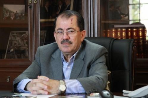 بهبودی رئیس دفتر اقلیم کردستان عراق پس از ابتلا به کرونا