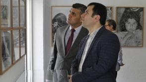 Iraqi Kurdish envoy attend