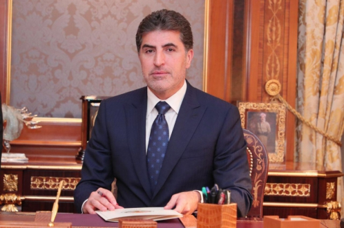 President Nechirvan Barzani's message on the successful conclusion of parliamentary elections in Iraq