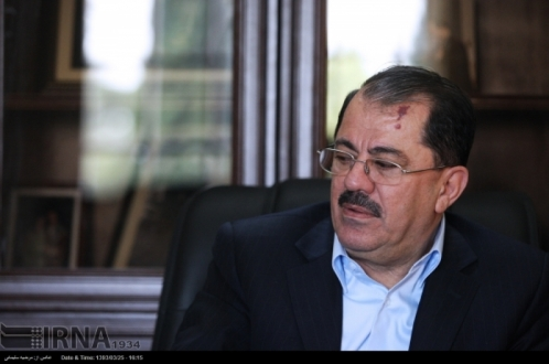 KRG rep. in Tehran says Gen. Soleimani helped Kurdistan to fight Daesh