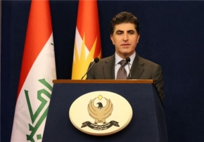 "President Nechirvan Barzani: ""Through dialogue, we can resolve our disagreements with Baghdad."""