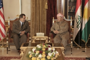 Kurdistan Region President Meets US Ambassador to Iraq