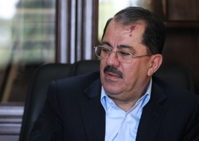 Nazem Dabbagh Posed: Iran's Good relations with Kurdistan Region/ Tehran Insists on Iraq's Kurds Unity
