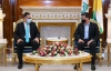 President Nechirvan Barzani receives delegation from Iraqi governorates