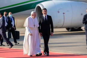 His Holiness Pope Francis' Apostolic Visit to the Kurdistan Region