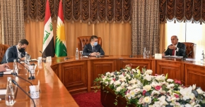Prime Minister Masrour Barzani Chairs Budget Bill Meeting