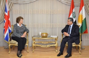 UK to assist KRG document ISIS crimes against Yezidi women