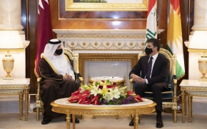 President Nechirvan Barzani is officially invited to Qatar