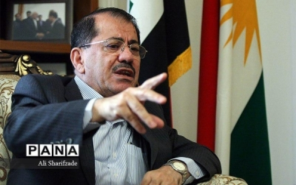 Kurdish Envoy: Only Diplomatic Means can Help Kurds Achieve Their Goals in Iran