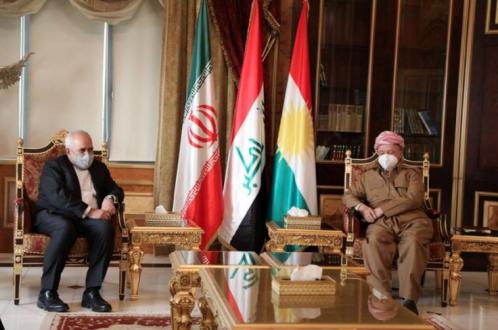مسعود بارزانی: اجازه ناامنی ایران از طریق کردستان را نمیدهیم