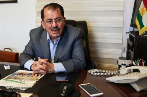 نماینده دولت اقلیم کردستان در ایران: حل مشکلات تهران- واشنگتن، موضوع دیدارهای ظریف با مقامات ارشد اقلیم کردستان است