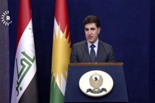 پیام تسلیت رهبر اقلیم کردستان عراق به رهبر ایران به مناسبت شهادت سردار سلیمانی