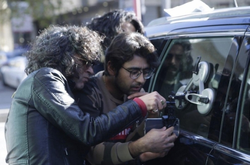 «بی سرزمین» سومین ساخته بلند سینمایی تورج اصلانی در آخرین مراحل فنی