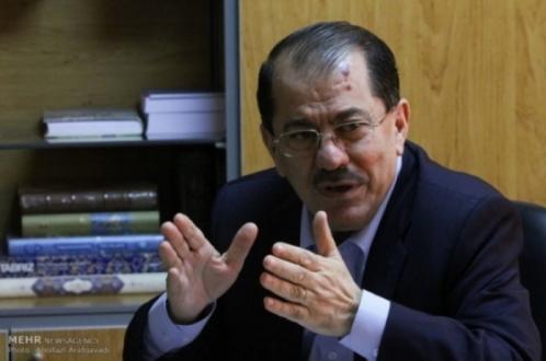 ناظم دباغ در گفتگو با خبرگزاری مهر:  اربیل با فشار زیادی روبروست/ اقلیم کردستان اجازه استفاده از خاکش علیه ایران را نخواهد داد