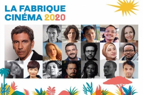 اعلام جزئیات برنامه جدیدترین پروژه کیوان کریمی در بازار آنلاین جشنواره فیلم کن 2020