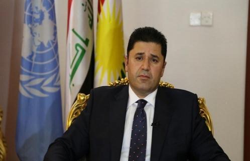مسئول پاسخگویی دولت اقلیم کردستان به گزارشات بین المللی: مصطفی سلیمی وارد اقلیم کردستان نشده است